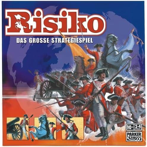 Hasbro 14575100 - Risk clásico, Juego de Estrategia (versión en ...