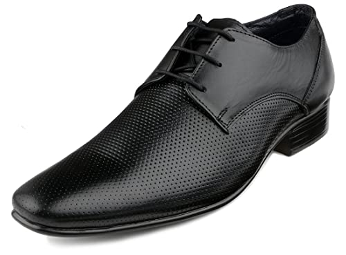 Leather Formal Lace Up Dress Shoes