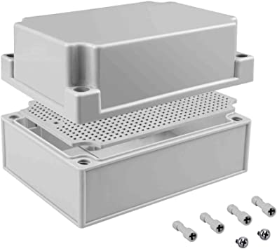 Weather Resistant E-Box 4 X 4 Stainless Electric Box Conduit Hub Explosion