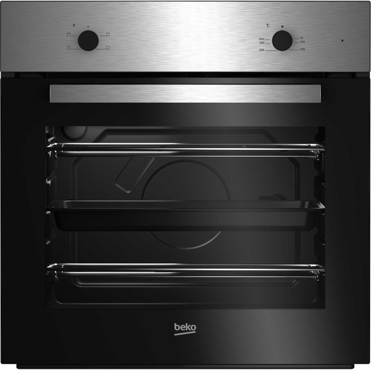 Beko Single Oven - Integrated - BRIC21000X - Stainless Steel