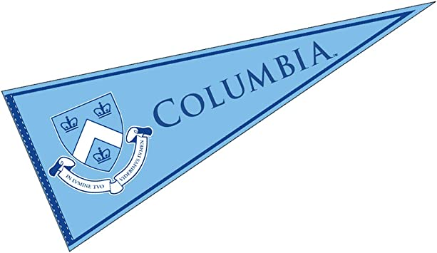 Columbia University 12x30 Felt Pennant