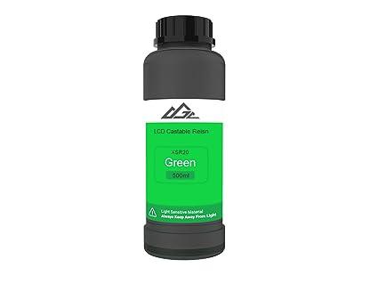 Amazon.com: XINSHAN3D Impresora Resina UV Resina para ...
