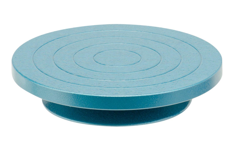 Glorex GmbH 2 2620 30 - Töpfer und Tischränderscheibe, Durchmesser ca. 22 cm