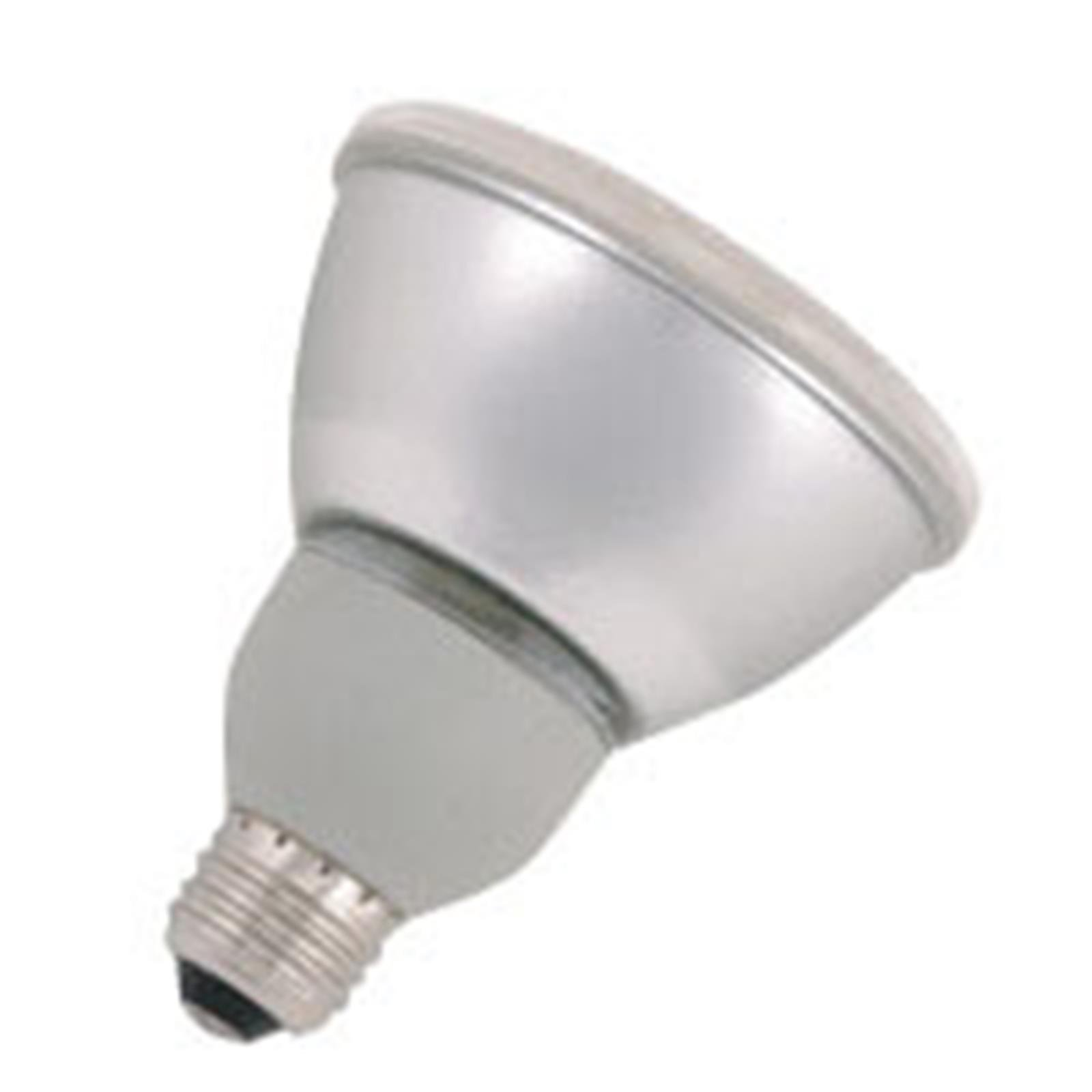 24 Qty. Halco 15W PAR30 3500K Med ProLume CFL15/35/PAR30 15w 120v CFL White Flood Lamp Bulb