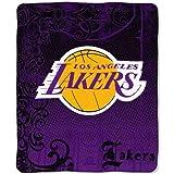 NBA Micro Raschel Throw - Los Angeles Lakers