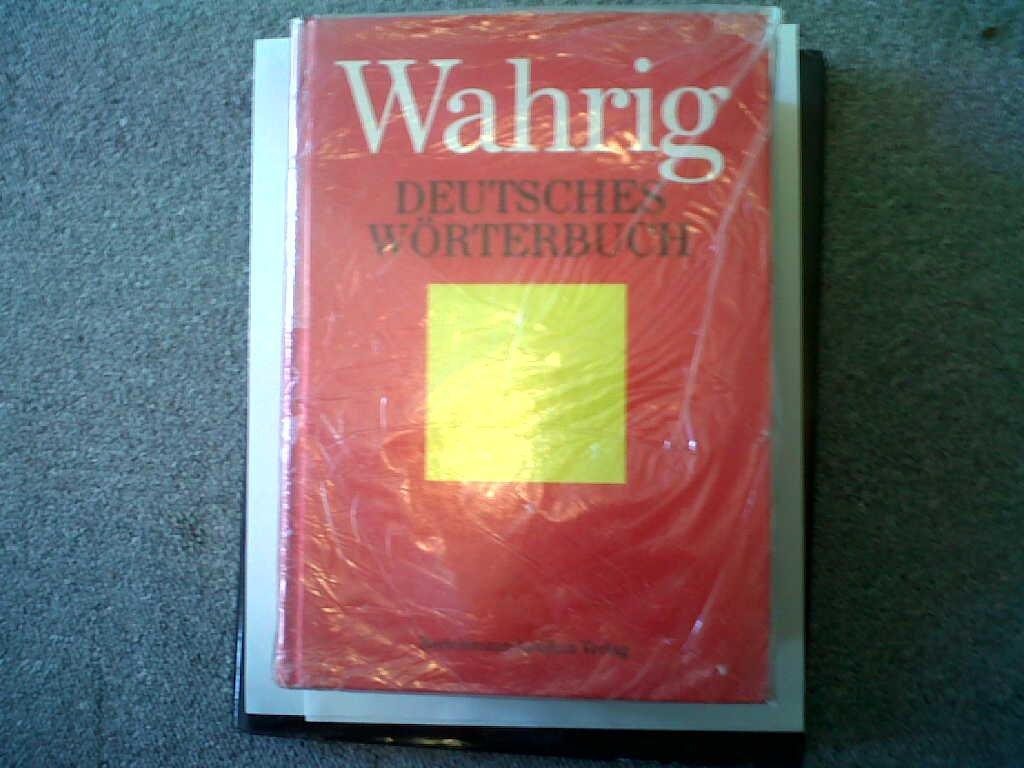 Deutsches Worterbuch Dictionary
