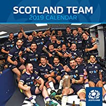 The Official Scottish Rugby Calendar 2019