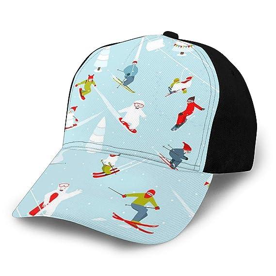Fabulous_Woo Gorra de béisbol Dibujos Animados para montaña, esquí ...