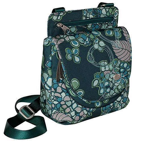 Haiku Women's Swift Grab Eco Handbag, Hydrangea Print (Haiku Bag)