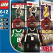 Lego 3561 - NBA Player Figures!! Shaq, Parker, and Walker [Toy]