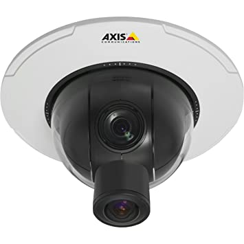 Axis P5544 - Cámara de vigilancia (zoom óptico 18x)