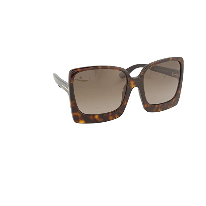 Tom Ford KATRINE-02 FT 0617 DARK HAVANA ROVIEX SHADED women Sunglasses   Amazon.ca  Clothing   Accessories 6a2bebdd4fbf