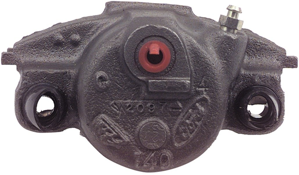 Brake Caliper Cardone 18-4076S Remanufactured  Friction Ready Unloaded