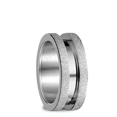 Bering Arctic Symphony Collection 525-37-X3 Anillo doble ...