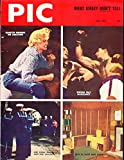 pics of gui - PIC Magazine Maryln Monroe nrmt February 1954