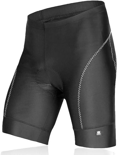Lameda 3D Pantalones Cortos de Bicicleta para los Hombres: Amazon ...