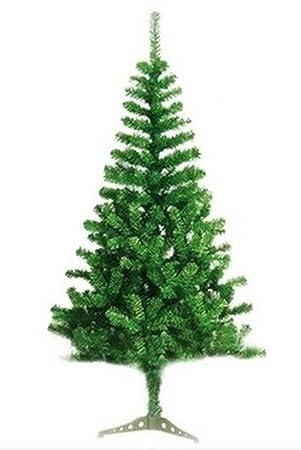 082dddcc11ca4 Árbol de Navidad Artificial árboles C Soporte plástico 120-210cm (Verde