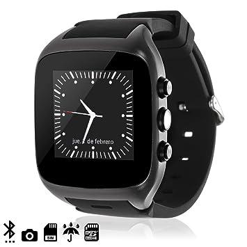 Silica DMQ242BLACK - Smartwatch Phone x1 Dual Core con os ...