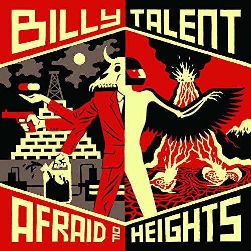 Afraid of Heights (Deluxe Version) [Explicit]