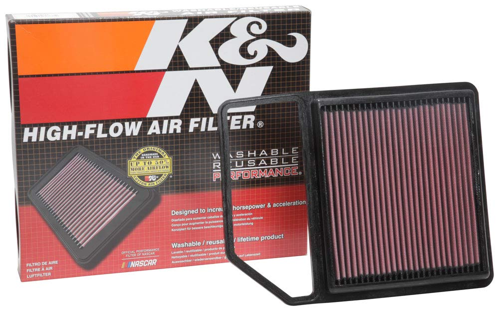 Air Filters Air Filters & Accessories K&N 33-3115 R Replacement Air Filter