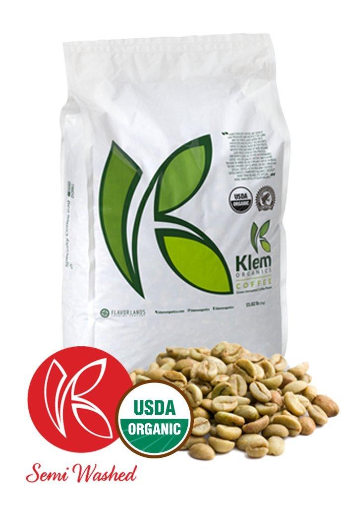 Klem-C04 | Brazil Arabica Red Catuai Varietal, Single Origin, NY 3/4, Screen 17 UP by Klem Organics