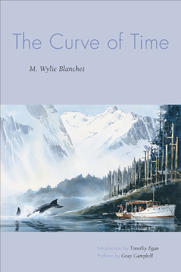 The Curve of Time by Whitecap Books Ltd.