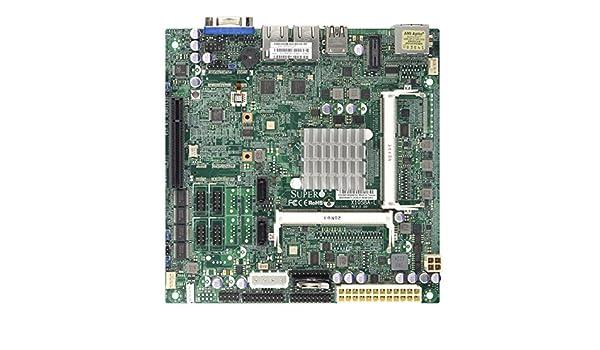 Supermicro X10SBA-L-B Intel Celeron J1900 2.42GHz// Intel J1900// DDR3// USB3.0//