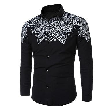 5b761adb855 Amazon.com  haoricu Mens Shirt