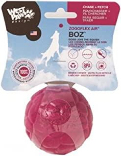 "product image for Boz Dog Toy 2.5"" Pink"