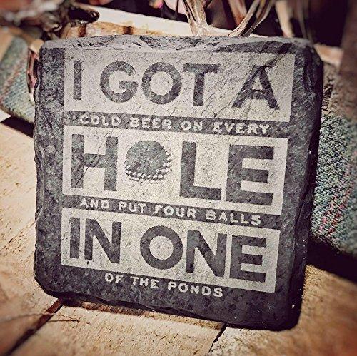 Compra Golf Hole in One Joker - 11 cm - Cuadrado Slate ...