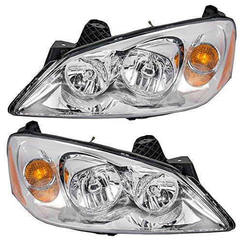 06 pontiac g6 driver headlight - 5
