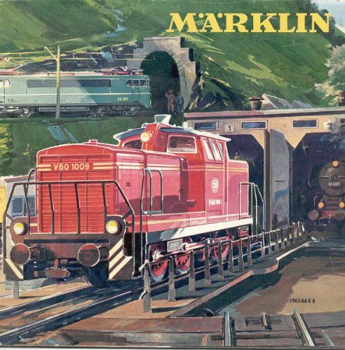 Marklin Catalog - Marklin Catalog 1963/1964