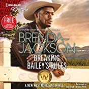 Breaking Bailey's Rules: w/ Bonus Book: Reclaimed by the Rancher | Brenda Jackson, Janice Maynard