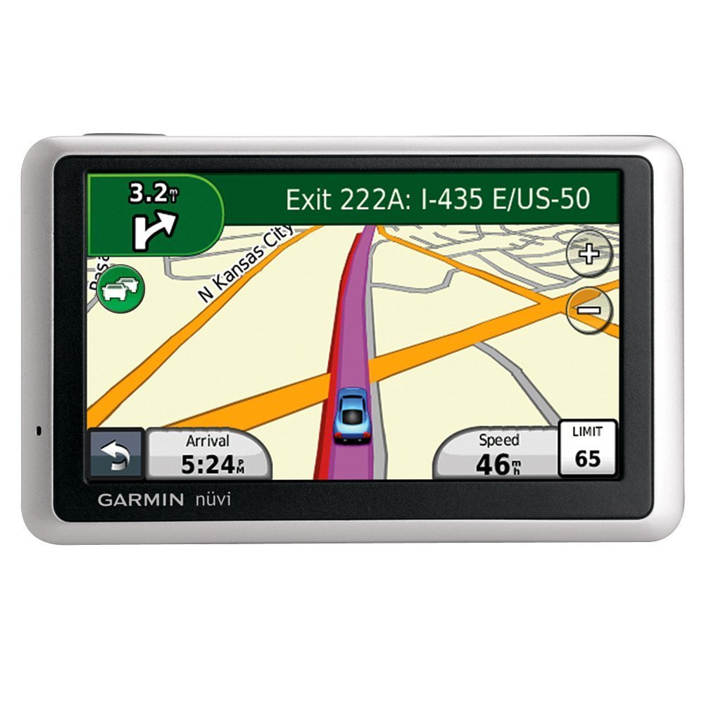Amazon com garmin nuvi 1350 1350t 4 3 inch widescreen portable gps navigator with lifetime traffic discontinued by manufacturer home audio theater
