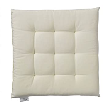 Tom Tailor Sitzkissen amazon de tom tailor 580306 sitzkissen dove creme 40 x 40