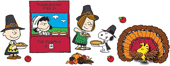 Top 10 Charlie Brown Thanksgiving Decor