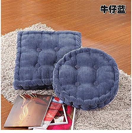 Carr/é homeyuser Coussins de Chaise Coussin rembourr/é Assise de chaise Coussinets Coussinets dassise pour chaise de salle /à manger rose
