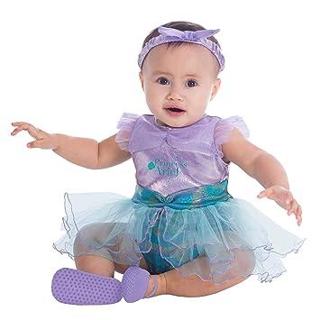 Amscan DCAR-BYS06 - Disfraz de bebé (6-12 meses): Amazon.es ...