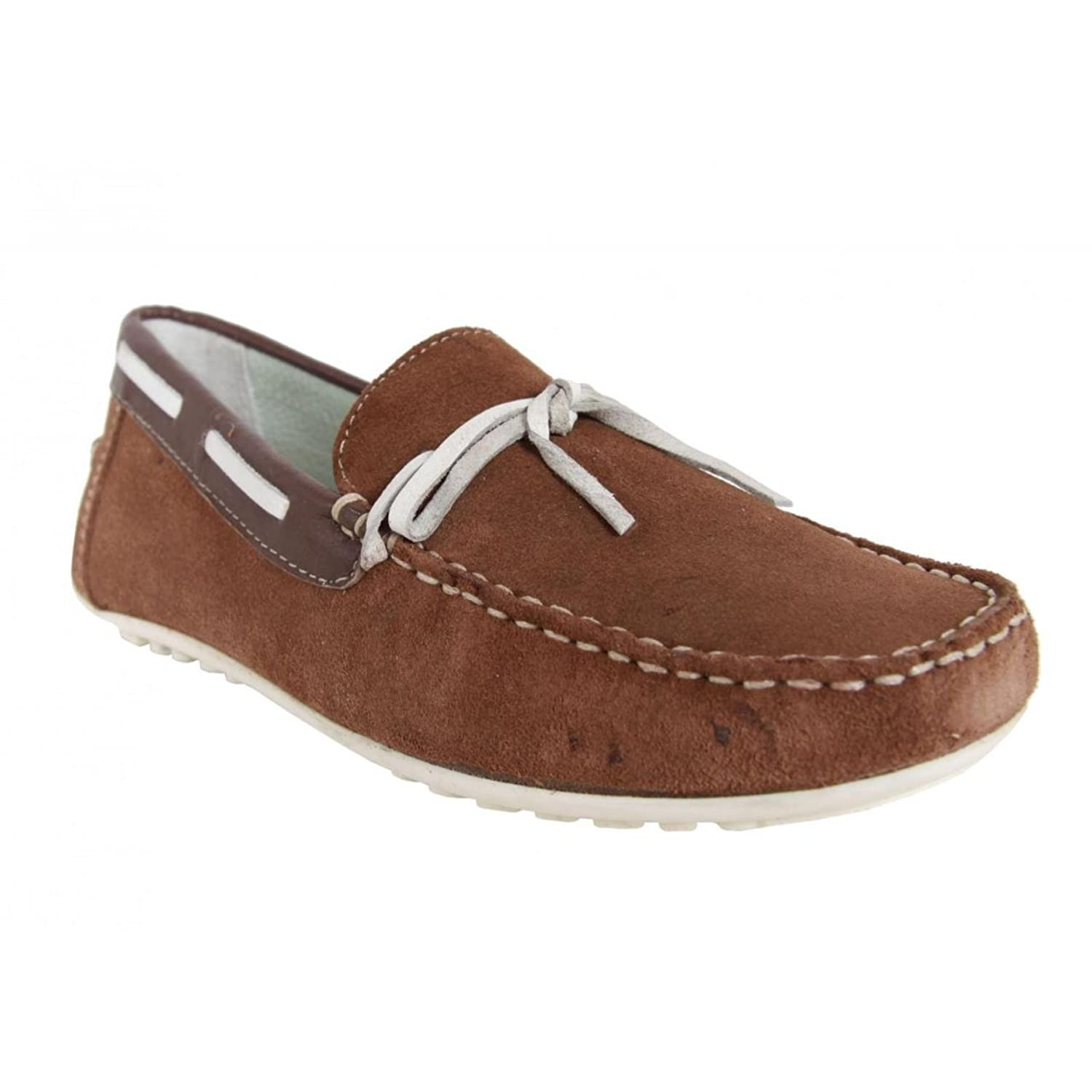 MTNG Boy and Girl Moccasins 83515 Ante Marron Oscuro Size 37: Amazon.co.uk:  Shoes & Bags