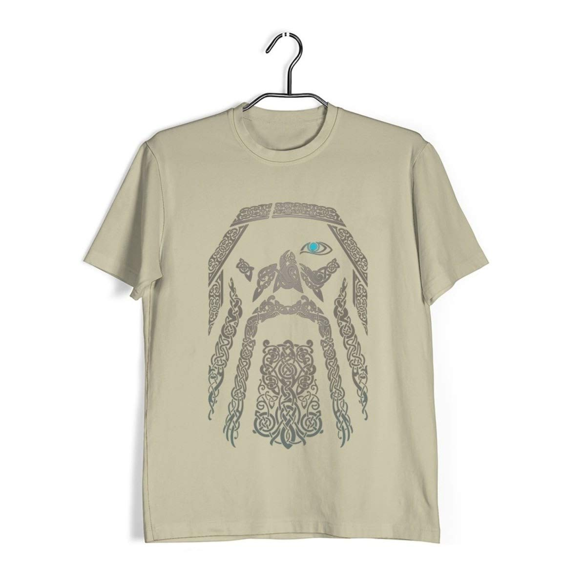 Homes1 T Shirts For Odin Tees Short Sleeve Father Gift O Neck Retro Adult T Shirt O Neck 1