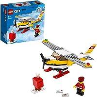 لعبة طائرة بريد سيتي الكبيرة من ليغو لعمر 5 سنوات فما فوق 60250