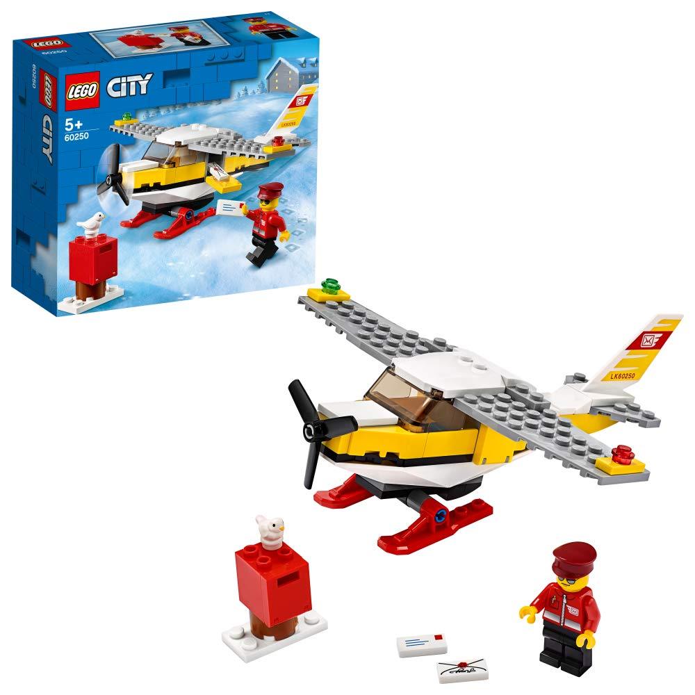 レゴ(LEGO) シティ 郵便飛行機 60250