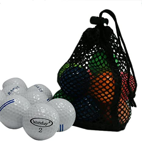 Huang Dog-shop Golf Gear, Pelotas de Golf Nylon Red Funda Golf ...
