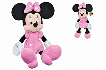 SIMBA Peluche Disney 6315874871, Minnie, 80 cm
