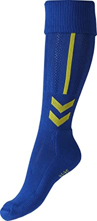 Hummel Niños Calcetines Classic Football Socks, Todo el año, Infantil, Color True Blue