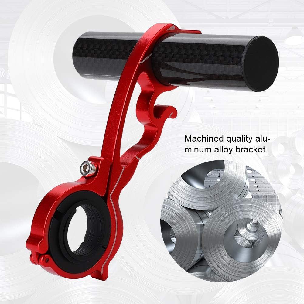 Support Robuste pour Rallonge de V/élo pour Lampe GPS//Unit/és//Phares//Appareils Photo VGEBY1 Extension De La Bicyclette