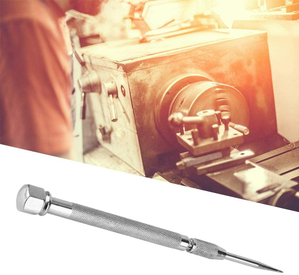 Maxmartt G2 Cemented Carbide Tip 55HRC Scriber Needle Scribing Pen for Steel Brass Plastic Glass