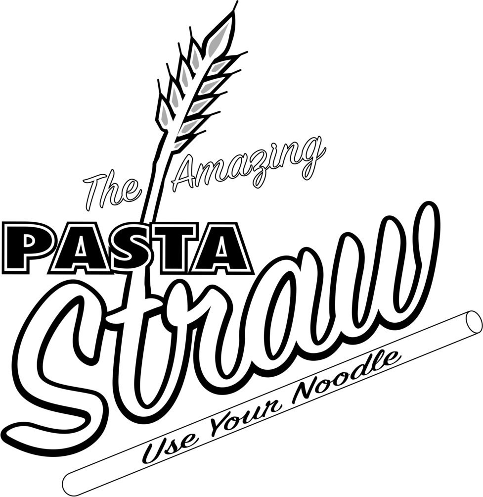 The Amazing Pasta Straw (Pack of 1,000) by PastaStraws