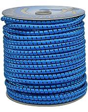 Corderie Italiane 006005094 Elastisch gevlochten koord, 8 mm, 50 m