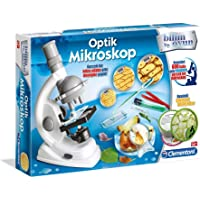 Clementoni - 64551 - Deney Seti - Optik Mikroskop